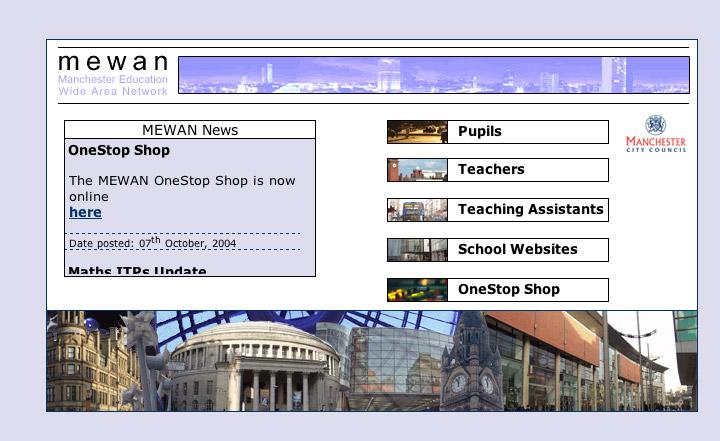 MEWAN homepage