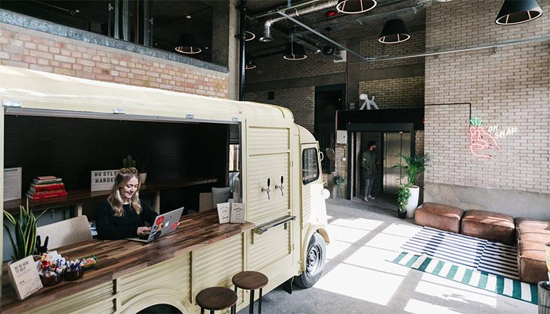 New Office In Hackney